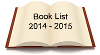 Book List for 2014 - 2015